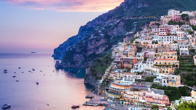 New Year's on the Amalfi Coast with Classic