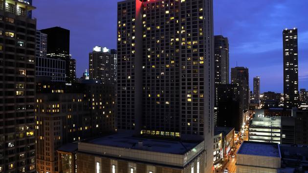 Marriott Hotel  city