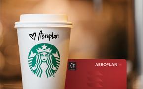 Aeroplan x Starbucks