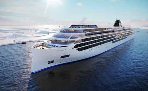 Viking's expedition ships will launch in January 2020