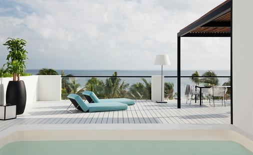 Finest Playa Mujeres Imperial Suite Rooftop