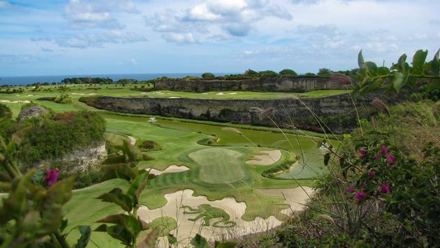 Green Monkey Golf Course, Barbados