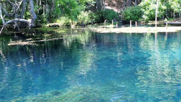 San Marcos Springs Texas