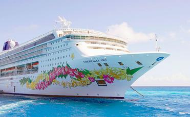 Norwegian Cruise Line, Norwegian Sky, cruise