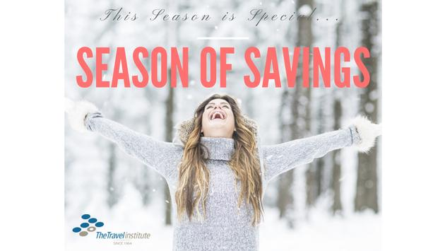 Season of Savings, Travel Institute