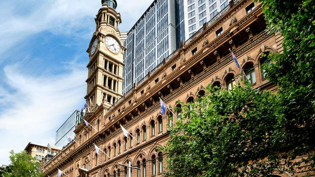 The Fullerton Hotel, Sydney, Australia