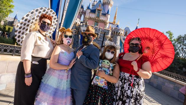 Disneyland rouvre ses parcs