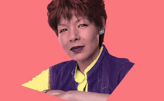 La réalisatrice martiniquaise Euzhan Palcy