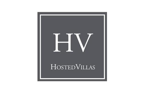 Hosted Villas Logo