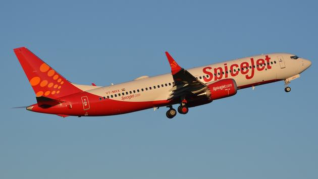 SpiceJet, plane, travel