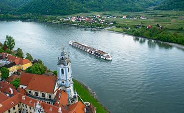 Cruceros Viking busca romper el record del crucero más largo del mundo (Foto cortesía de Viking Cruises)