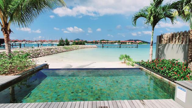 JA Enchanted Waterfront Villas