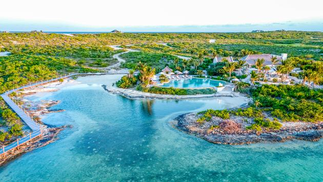 Ambergris Cay, Turks and Caicos