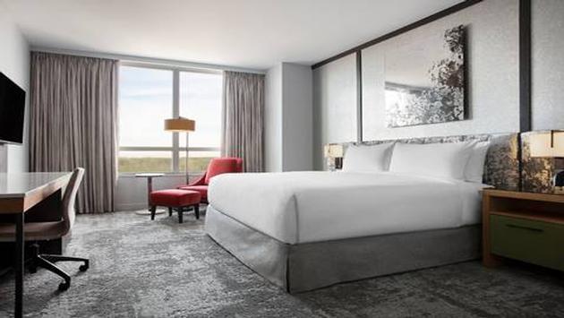 Une chambre au Loews Chicago O'hare