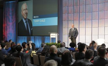 USTOA opens 40th annual conference with CEO Terry Dale