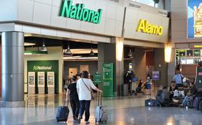 National Car Rental and Alamo Rent a Car in Las Vegas