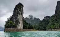 Khao Sok National Park, Cheow Lan Lake, Thailand