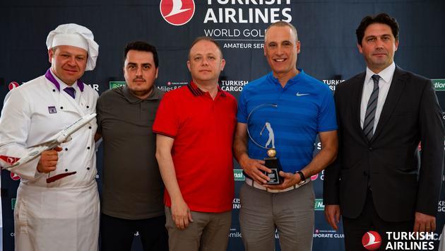 Tournoi de golf Turkish Airlines