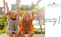 Slip Away This Spring with Velas Resorts