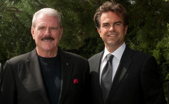 Gary & Martin Charlwood d'Uniglobe
