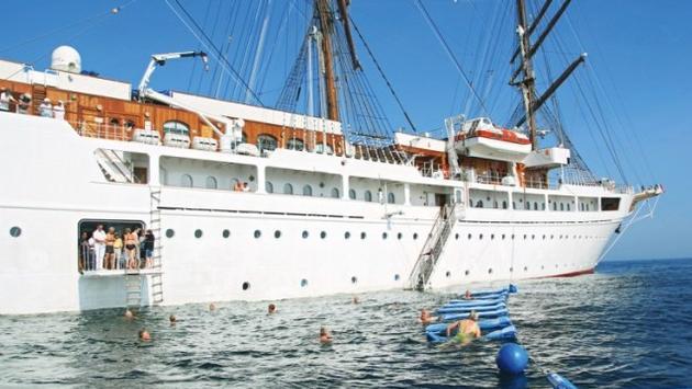Sea Cloud Cruises annule toutes ses croisières d'hiver