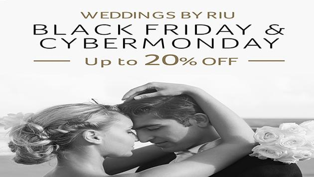 RIU Hotels & Resorts: Black Friday & Cyber Monday Sale