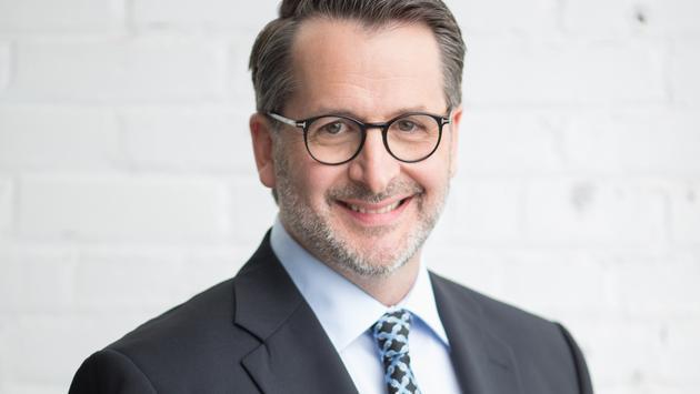 Jean-François Lemay, président-directeur général d'Air Transat