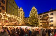 Christmas in Innsbruck, Austria