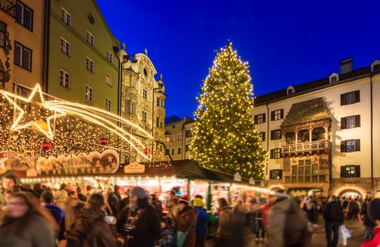 Christmas in Innsbruck, Austria