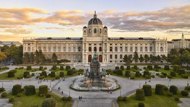 Vienna's Kunsthistoriches Museum