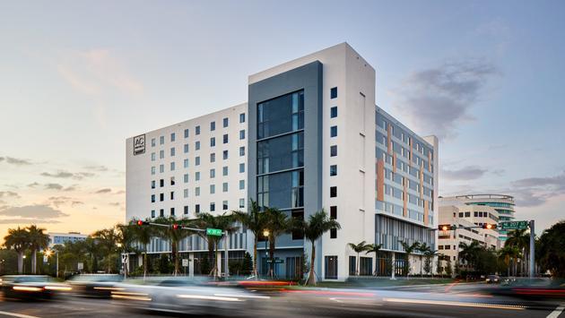 AC Hotel Miami Aventura
