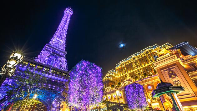 Parisian, Macau, hotel