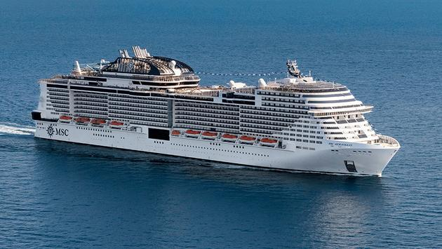 MSC Cruises Sets Grandiosa Christening for Nov. 2, 2019 ...