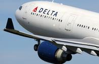 Delta Air Lines Airbus A330-300.