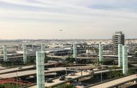 The Hyatt Regency LAX is the closest hotel to the terminal complex