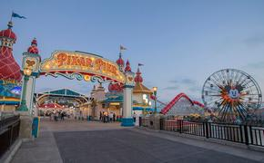 PIXAR PIER OPENS AT DISNEY CALIFORNIA ADVENTURE PARK