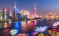 Cruise ships, Shanghai, China