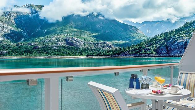 American Cruise Lines' American Constellation in Alaska