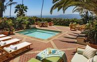 Ty Warner Villa at Four Seasons Resort The Biltmore Santa Barbara, California.