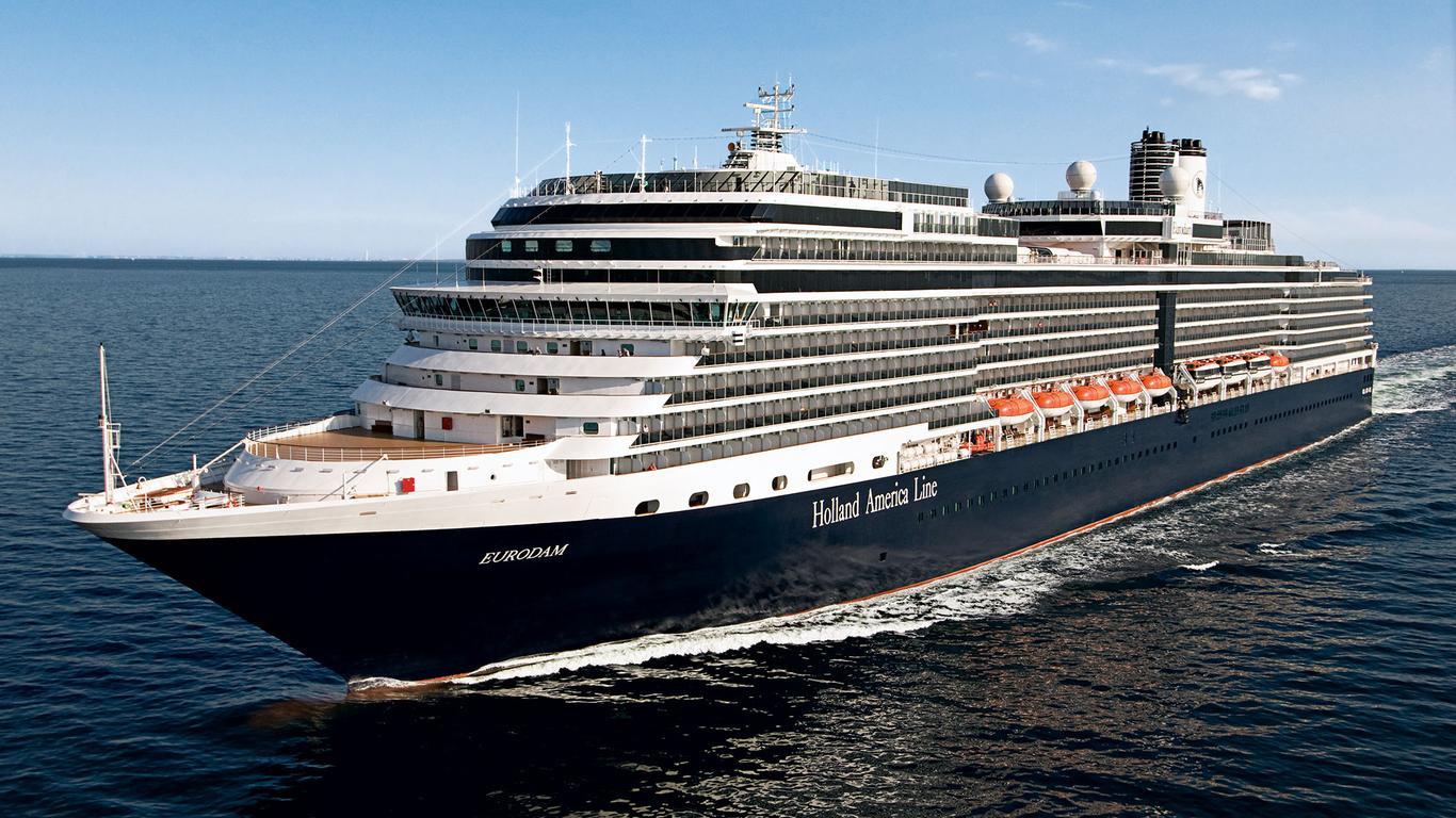 Holland America Line Cancels All Cruises Through Dec. 15, 2020