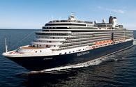 Holland America Line ms Eurodam. (photo courtesy of Holland America Cruise Line)