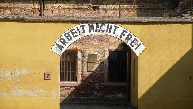 Terezin concentration camp, Czech Republic