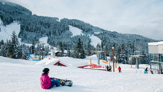 Enjoy family fun at Whistler-Blackcomb.