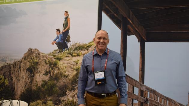 Brad Smyth, Visit Texas