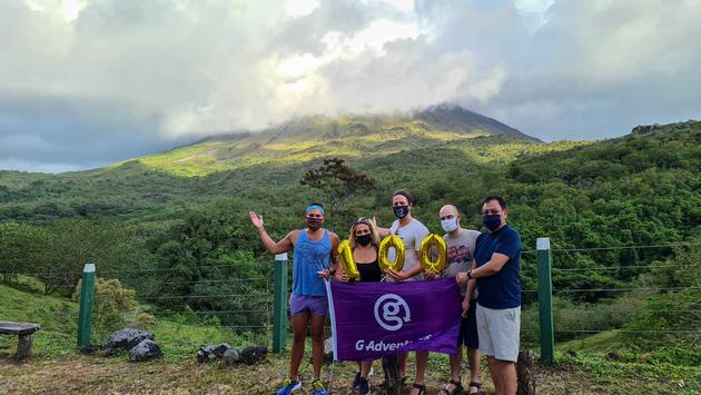 G Adventures in Costa Rica