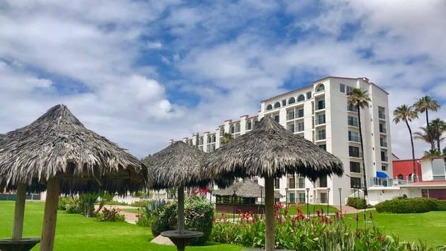 Rosarito Beach Hotel exterior