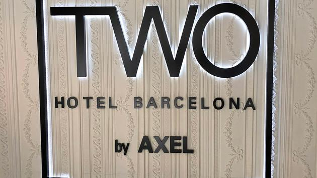 TWO Hotel in Barcelona
