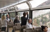 Silverleaf railcar interior