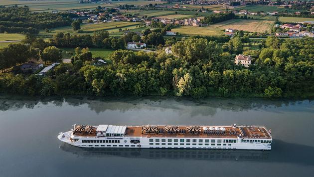 SS La Venezia, exterior