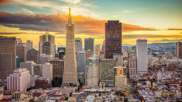 San Francisco's Financial District